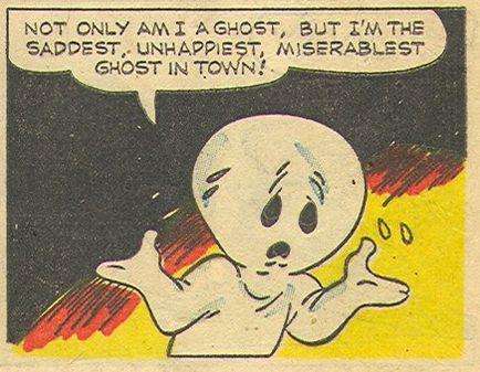 Comic Ghost