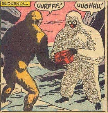 Odd Comic 1